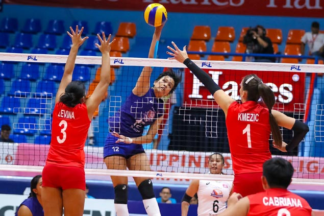 Generika-Ayala pounds listless Iriga to arrest two-game skid in PSL Grand Prix