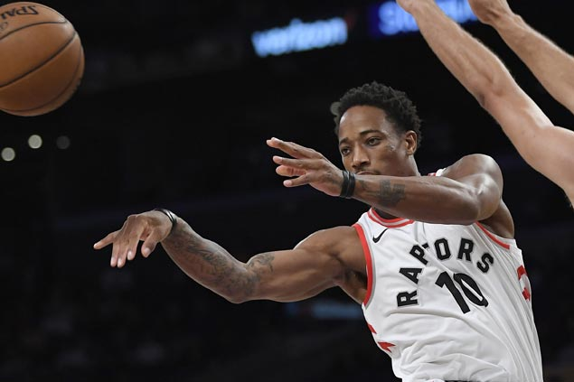 Raptors score back-to-back wins and stop Pelicans' win run at three