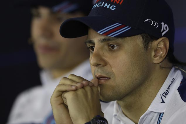 Felipe Massa retiring from Formula One again — this time he says it's final