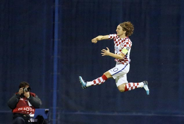 Croatia takes big step towards World Cup with victory over Greece in qualifying