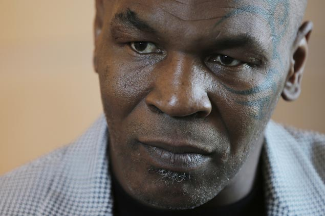 Mike Tyson denied entry into Chile, to be sent back to the US