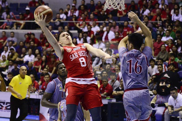 Robert Bolick comes up clutch anew as Lions draw first blood in finals, deal Pirates first loss of season