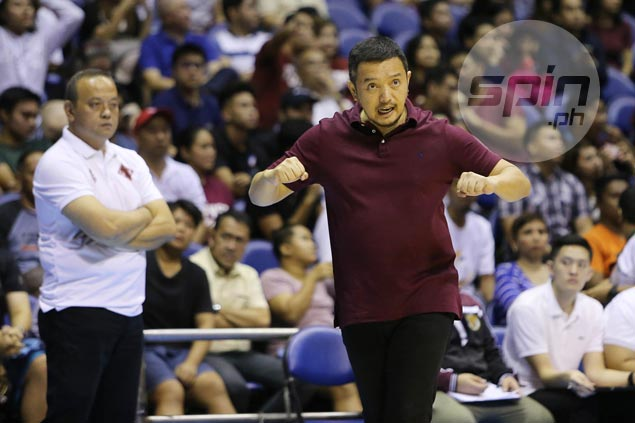 Bo Perasol clings to hope as Final Four fate not entirely in UP's hands