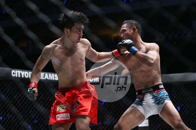 Joshua Pacio knocks out Roy Doliguez as Gina Iniong pounds foe to submission in One undercard