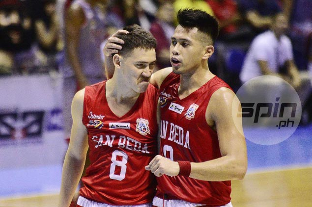 San Beda starts buildup for NCAA treble bid with stint in tough Dubai tournament
