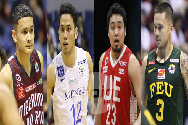 Rising stars in the UAAP share classic, bold, and unconventional picks for their dream shoes