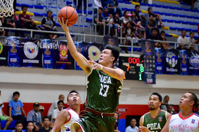 AFP tries to extend win streak to four as Cavaliers battle BFP Firefighters in UNTV Cup