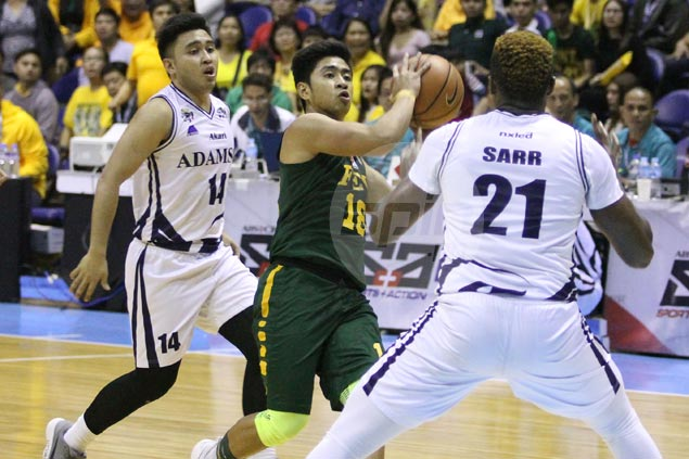 Tamaraws down Falcons to complete UAAP semis cast and eliminate Maroons
