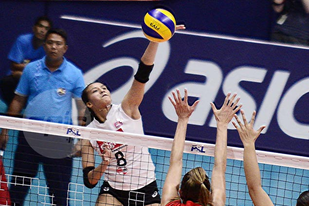 Jovelyn Gonzaga to miss Asian Games as PH Team spiker takes time to recover from ACL injury