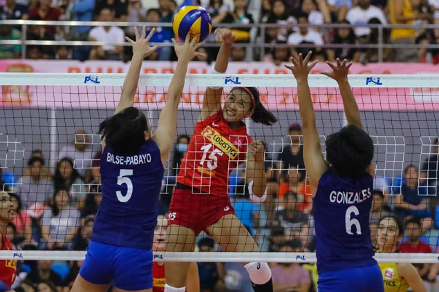 F2 Logistics show might with sweep over surging Cocolife to roll to third straight win