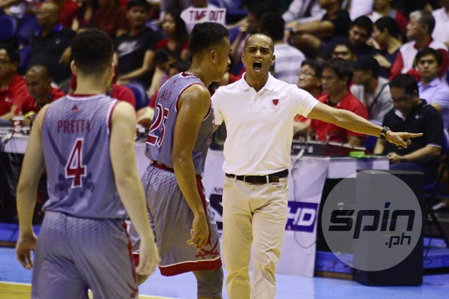 Topex Robinson not losing sleep over 'bad decisions' behind finals opener loss to San Beda
