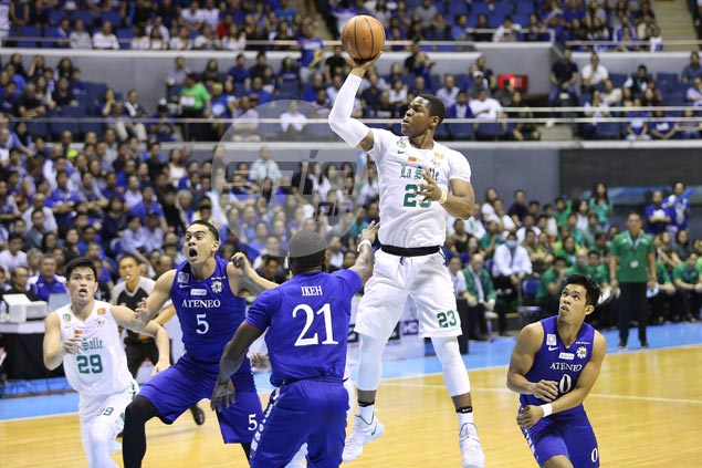 Final Four set in UAAP Season 80 as Archers foil Eagles' bid for elims sweep