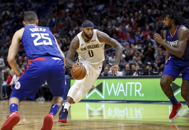 Pelicans overcome 23 turnovers to get back on track and deal Clippers fifth consecutive loss
