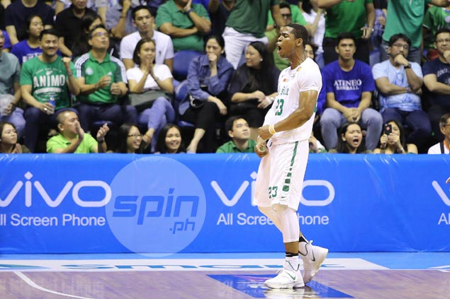 Mbala comes up clutch in recovering from miscue to force miss on Ateneo potential game-winner