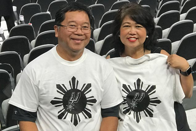 San Antonio Spurs honor Pinoy fans with first-ever Filipino Heritage Night