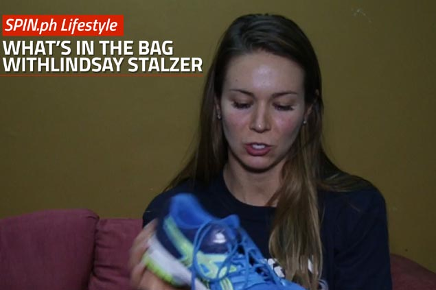 What's in the Bag series: Lindsay Stalzer keeps body, mind ready for battle with gameday basics