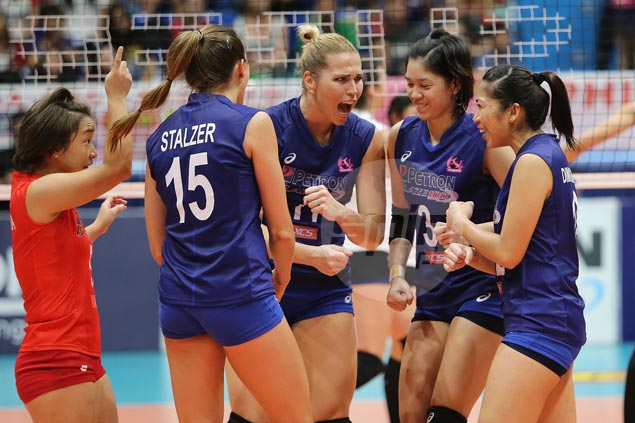Petron considers early loss to F2 Logistics a character building experience crucial to title bid