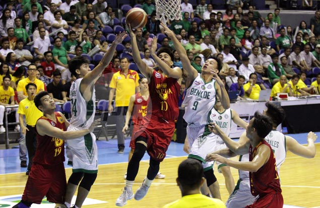 Escamis takes charge as Gozum fouls out and Red Robins force title decider with Greenies