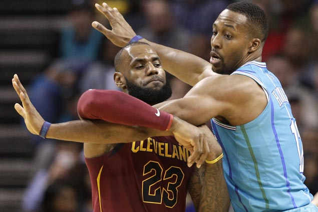 LeBron James unable to contain excitement as Cavs post longest win streak of season