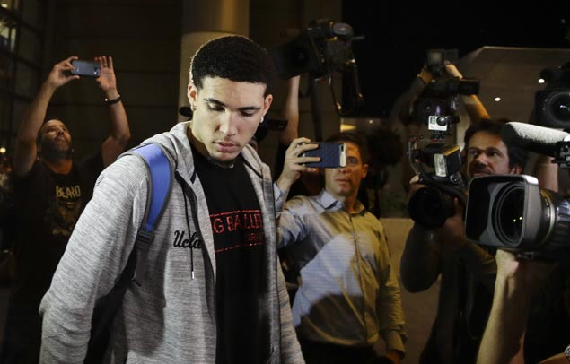 LiAngelo Ball and two UCLA teammates apologize, admit to shoplifting in China