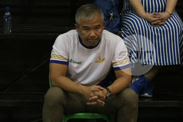 Chot Reyes hard-pressed to decide on Gilas Final 12 as he awaits Blatche arrival