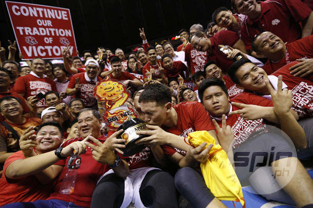 Bolick, San Beda put sad end to breakout Lyceum season, repeat as NCAA champs