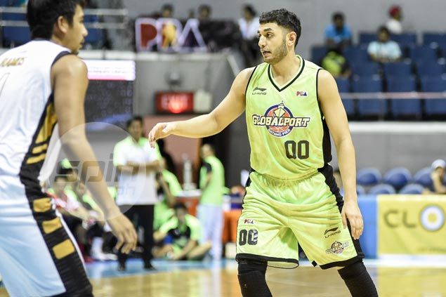 Unscheduled Yousef Taha return to PH leads to shot at PBA comeback via GlobalPort