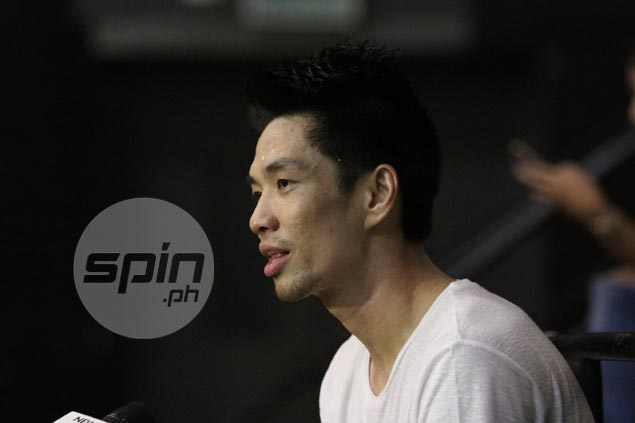 Here's why Allein Maliksi didn't play in Blackwater's game against GlobalPort