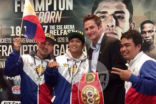 Weight not a problem for Jerwin Ancajas in Belfast title defense vs James Conlan