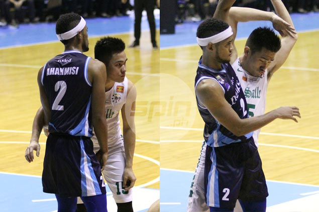 Maverick Ahanmisi hits out at refs, free-throw disparity after loss of brod, Falcons