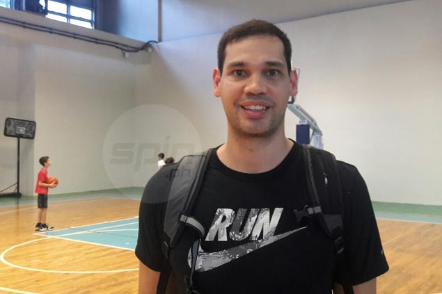 Alab coaching job doesn't mean PBA great Danny Seigle is retired: 'Not yet'
