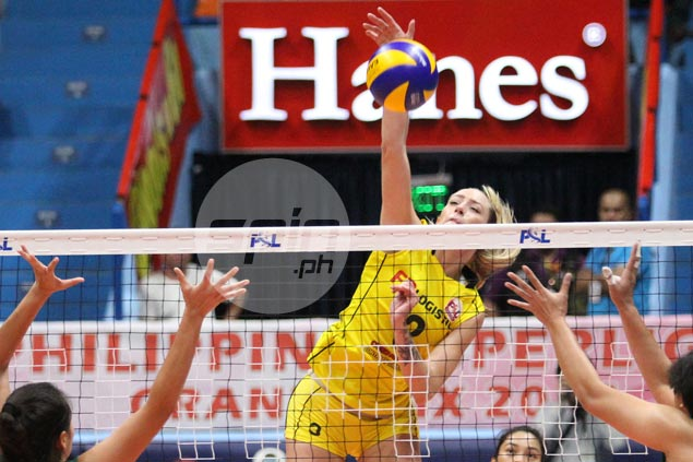 F2 Logistics stretches unbeaten run to five and keeps Victoria Sports-UST winless
