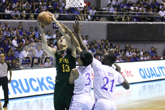 FEU Tamaraws forge do-or-die match for UAAP Finals berth as Ateneo fires blanks