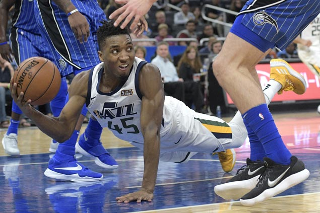 Jazz end three-game skid as Magic match franchise-worst 40-point home loss