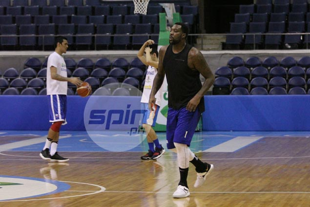 Gilas looking to bring in Andray Blatche early to assure fitness for Australia match