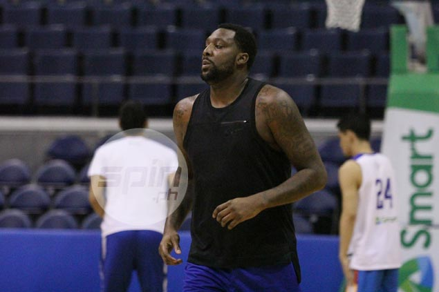 Blatche is in shape and has eyes set on Gilas sweep of Japan, Chinese-Taipei