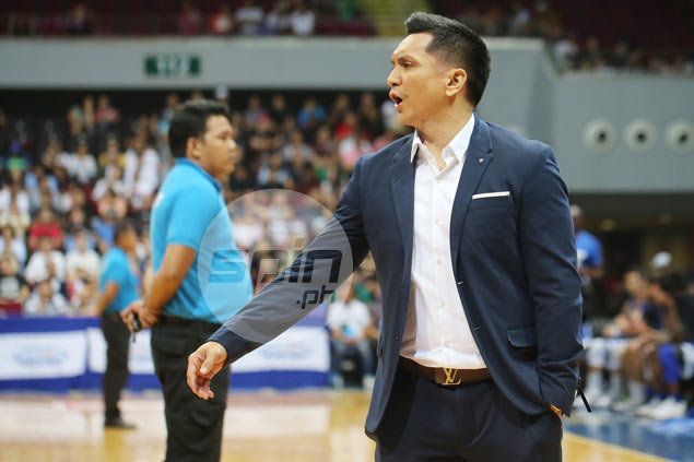 Jimmy Alapag sticks to positives but rues sloppy start that proved costly in losing coaching debut