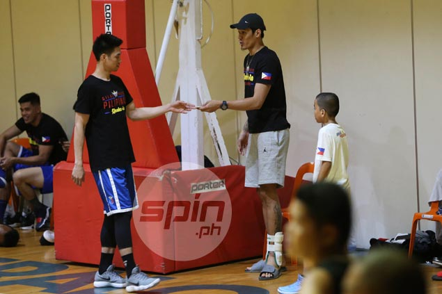 Weary Gilas tapers off in training to guard against more injuries as hurting Almazan, Alas sit out