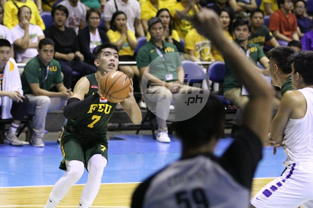 FEU leader Ron Dennison wants to go all the way in farewell season with Tamaraws