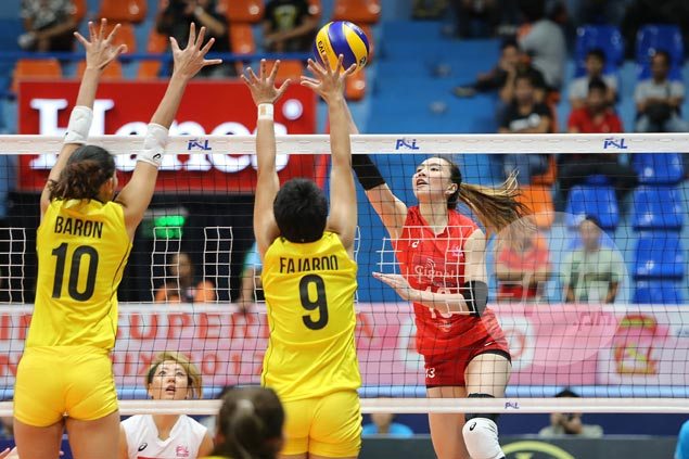 Cignal looks to bounce back as HD Spikers take on Sta. Lucia Lady Realtors