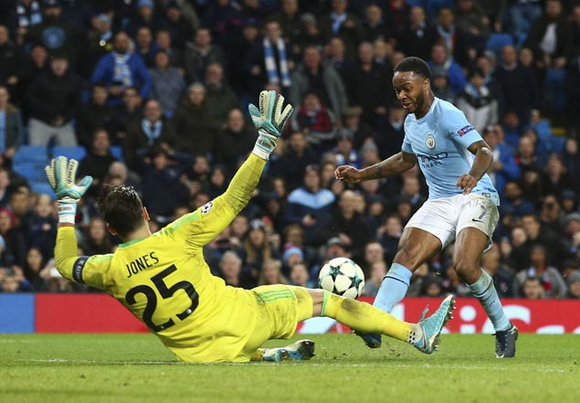 City does just enough to edge Feyenoord, secure top spot in Champions League group with a match to spare