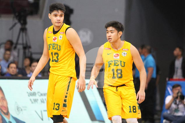 FEU's Arvin Tolentino filled with regret as he looks back at final play of regulation
