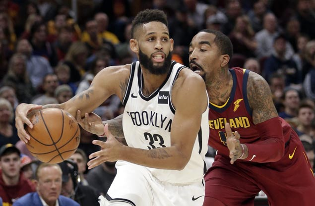 Cavaliers survive another scare, nip Nets for sixth straight victory