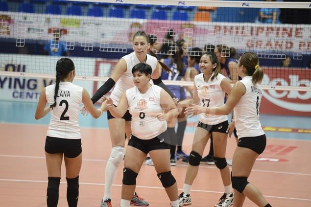Iriga City halts four-match skid with straight-sets victory over winless Victoria Sports UST