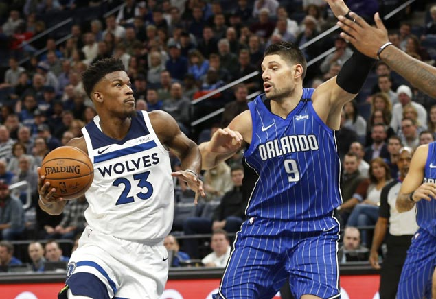 Timberwolves survive another endgame collapse, edge Magic to snap two-game skid