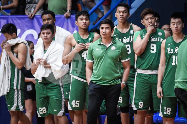 La Salle practices off limits as champs lock in on grudge match against Ateneo