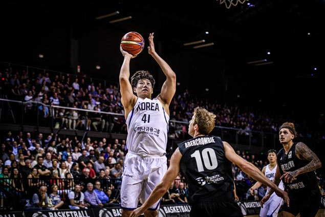 Korea stuns Tall Blacks in New Zealand in smashing start to Fiba World Cup qualifiers