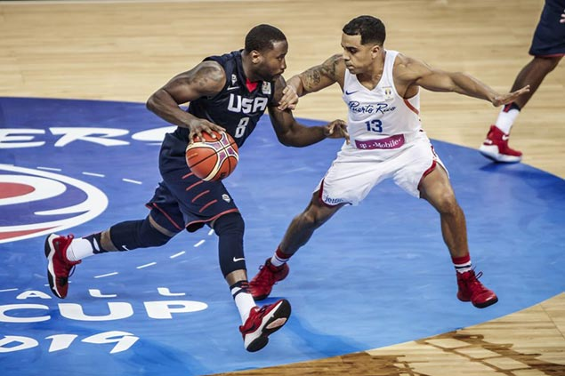Team USA pulls away late to cap comeback over Puerto Rico in World Cup qualifiers opener