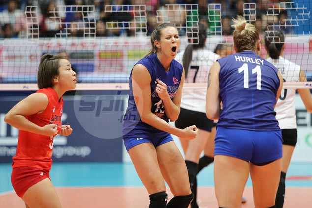 Petron continues to roll, sends Iriga crashing back to earth