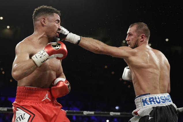 Sergey Kovalev says he's ready to be world champion again as he takes on Vyacheslav Shabranskyy